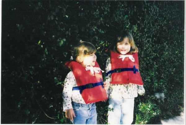 E & M in life jackets