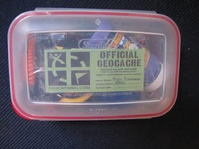 Official geocache