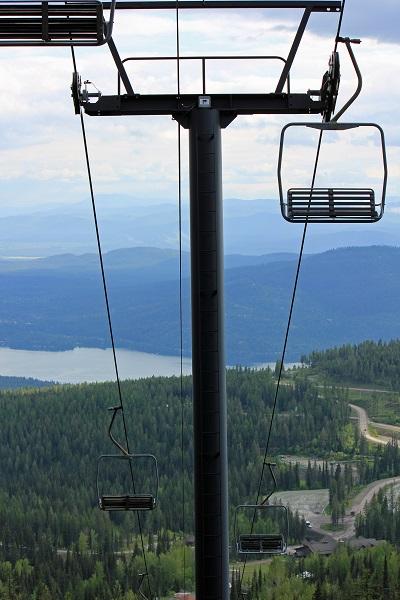 Ski Lift, Big Mountain