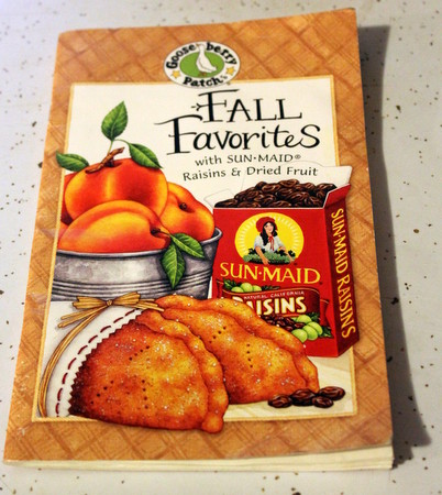 Fall Favorites Recipe Book - RMKK Companion