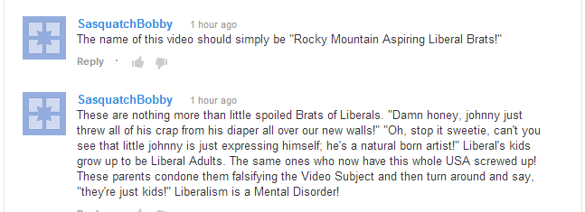 Bigfoot Comment Snip