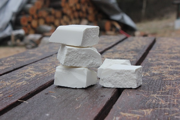 cold-process lye soap