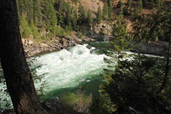 view from Kootenai Falls trail2