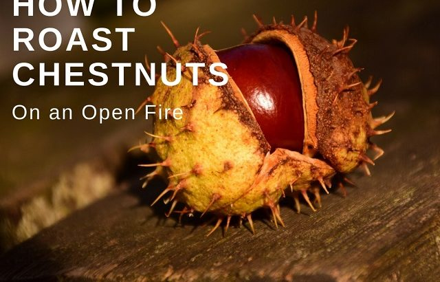How to RoastChestnuts